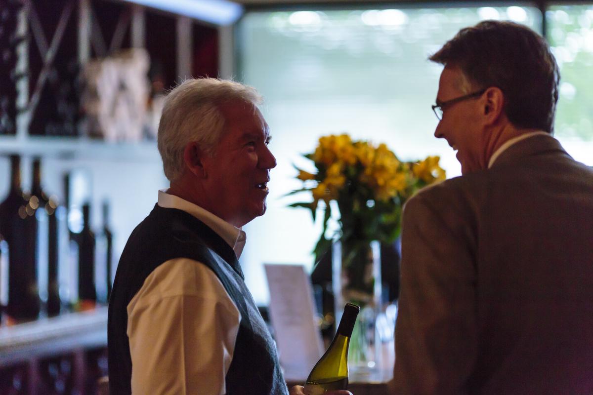 Obelisco Estate Winery Tasting Room